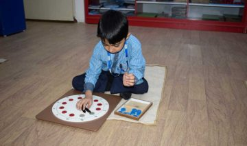 Pre Primary Activity Based Learning