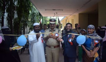 Dy Commissioner Of Police, Mr M Ramesh IPS at Ocean